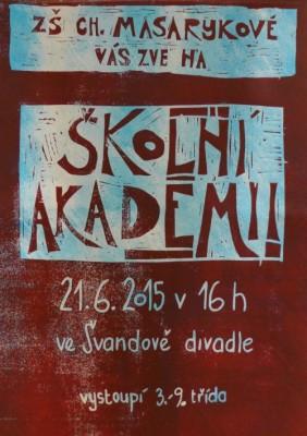 Školní akademie 2015