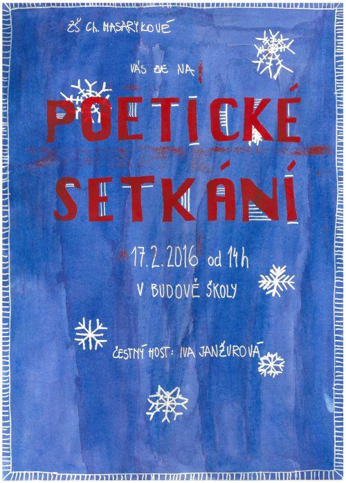 Pražské poetické setkání 2016