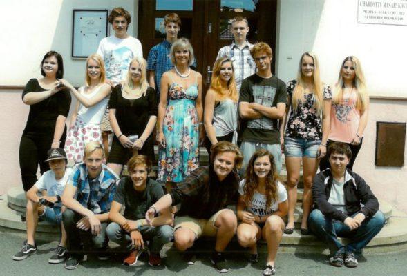 Absolventi 2016 (IX. třída)