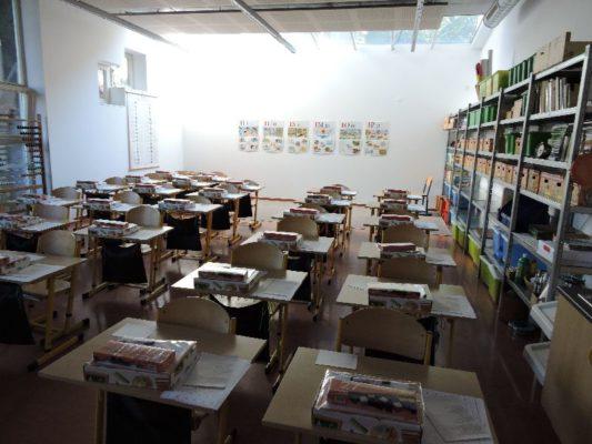 Zahájení školního roku 1. 9. 2016