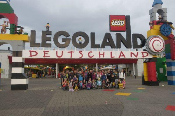 Zájezd do Legolandu 20. 10. 2017